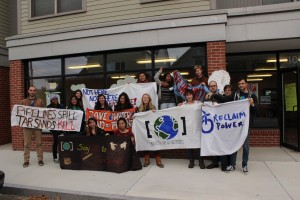 Fighting Tar Sands with Protect South Portland as part of Reclaim Power! Month of Action on Energy