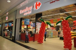 Carrefour market in Morocco, credit: Carrefour