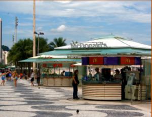 McDonalds in Brazil